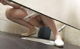 国产偷拍-厕所偷拍成人视频,旗袍美女B看光光