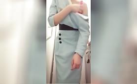 空姐成人影片AV情色视频-厦航空姐飞机上自摸片段