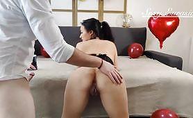 情人節A片,亞洲美女肛門做愛無套中出自拍視頻